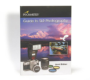 Details of PROMASTER Guide to SLR Photography