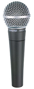 Details of SHURE SM58 Vocal Microphone