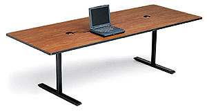 Details of BRETFORD REC3696-CY Rectangular Conference Table