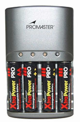 Details of Promaster XtraPower 2 Hour World Charger Kit