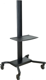 "Details of Peerless SR1M Flat-Panel Rolling Cart for 32""-60"" LCD / Plasma Displays"