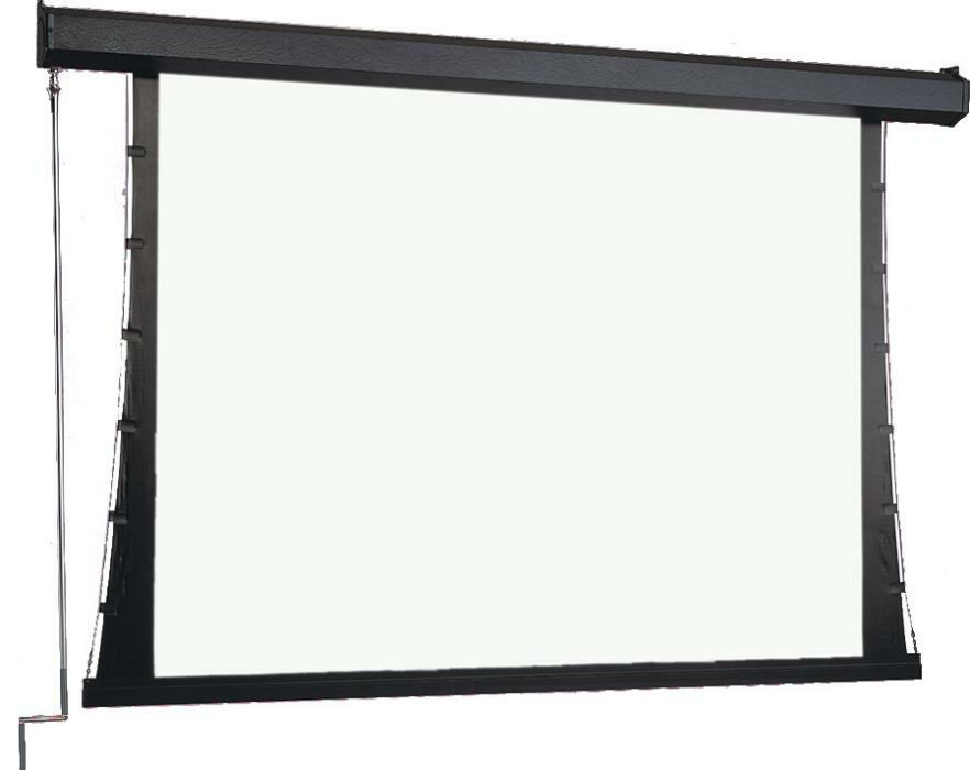 Details of Draper  200116 8' x 10' Premier Series C Manual Screen - AV Format