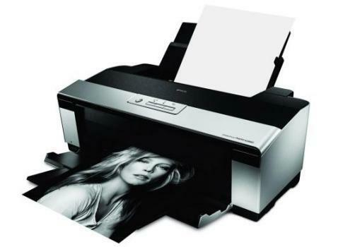 Details of Epson Stylus R2880 Photo Printer