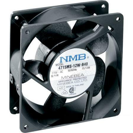 "Details of Middle-Atlantic 4.5"" Rack Fan"