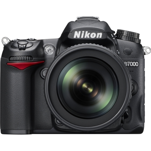 Details of Nikon D7000 16.2 Megapixel Digital SLR Camera with Nikkor 18-105mm DX VR Lens