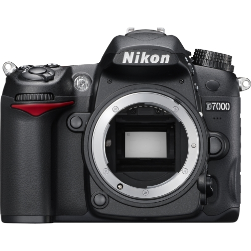 Details of Nikon D7000 16.2 Megapixel Digital SLR Camera Body Only