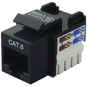 Details of Belkin Cat.6 Keystone Jack - RJ-45 Network Connector