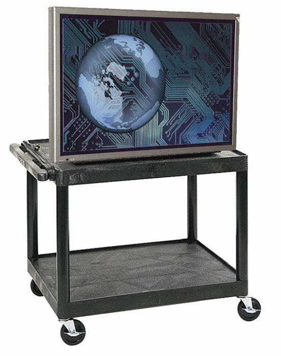 "Details of Luxor 27""  LP Cart with Electric  24"" x 32"" W X 27"" H"
