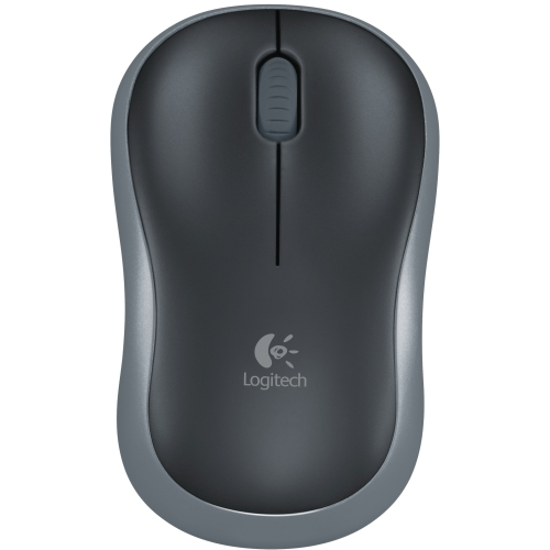 Details of Logitech M185 Wireless Mouse - Gray