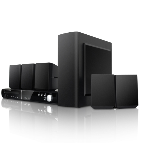 Details of Coby DVD938 Home Theater System