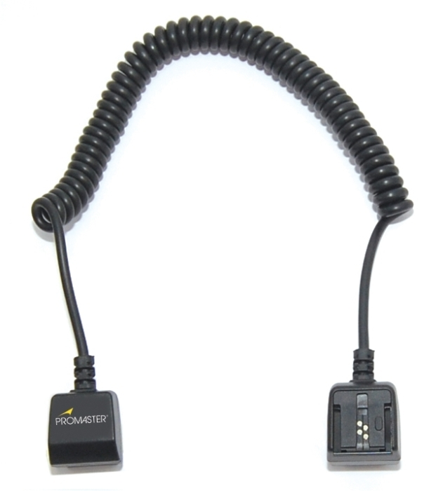 Details of Promaster Deluxe TTL Remote Off-Camera Cord - Sony