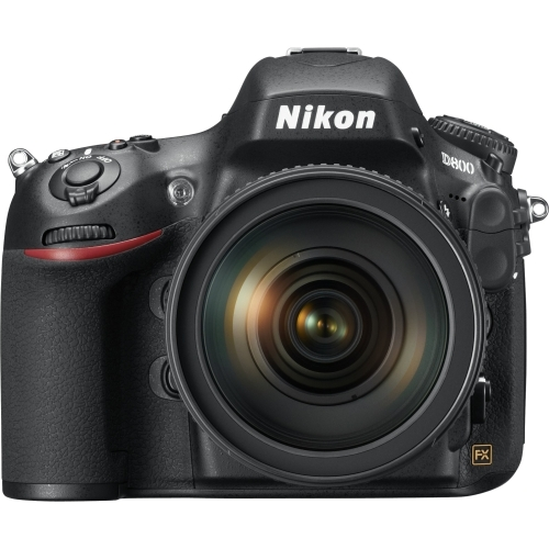 Details of Nikon D800 36.3 Megapixel Digital SLR Camera (Body Only) - Black