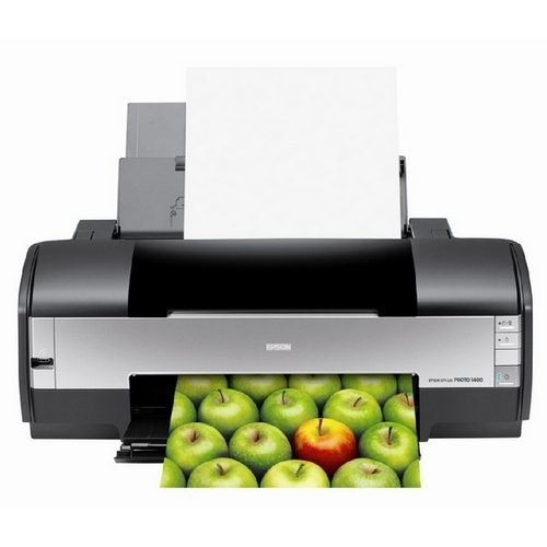 Details of Epson Stylus 1430 Inkjet Photo Printer