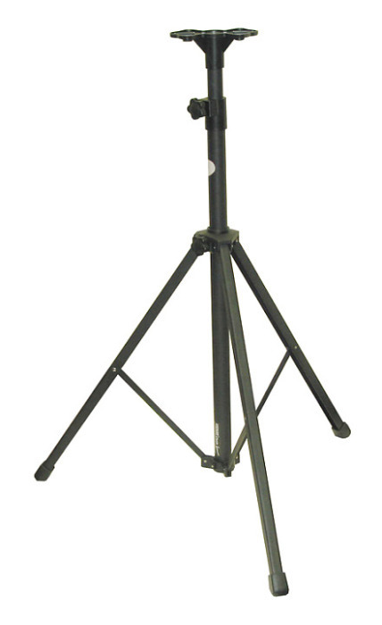 Details of Oklahoma Sound PRA-TRD Aluminum Speaker Tripod f/ PRA6000 and PRA7000  - Black
