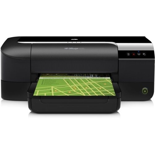 Details of HP Officejet 6100 H611A Inkjet Printer - Color - Photo Print - Desktop