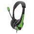 Avid Education AE-36GREEN Single Plug Headset with Microphone - Green