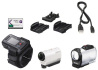 Sony HDR-AZ1VR Action Cam Mini with Live View Remote Watch