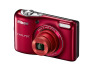 Nikon Coolpix L32 20.1MP - Red 5x Optical 3