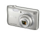Nikon Coolpix S3700 20mp - Silver 8x Optical (Uses EN-EL19)