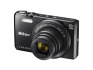 Nikon Coolpix S7000 16 MP - Black 20x Optical 3