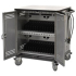 Spectrum 55472WFSBW Pro 32 Notebook Cart
