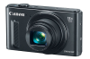 Canon PowerShot SX610 HS 20.2 MP Digital Camera, Full 1080 HD - Black