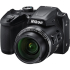 Nikon COOLPIX B500 16MP Digital Camera (Black)
