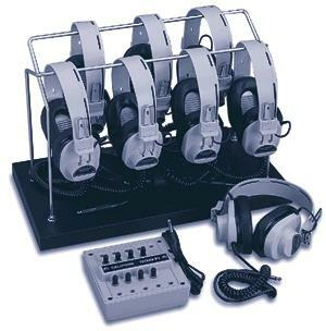 Details of Califone Listening Center With 1-8 Positions Jackbox 8-2924AVP - 1218P03