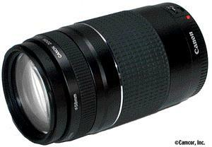 Details of Canon EF 75-300MM F4.5 - 5.6 III USM