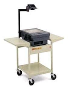 Details of Bretford Sit Down Overhead Projector Table