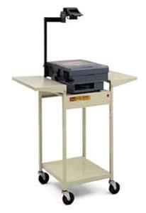 Details of Bretford Stand-Up Overhead Projector Table