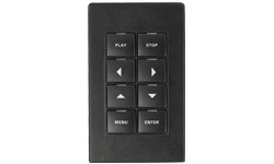 CRESTRON Wall Mounted 8 Button Designer Keypad image