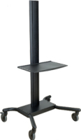 "Peerless SR1M Flat-Panel Rolling Cart for 32""-60"" LCD / Plasma Displays image"