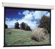 "Da-Lite Advantage Manual with CSR 43"" x 57"" Video Format Screen - High Power  image"