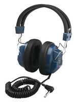 Hamilton MPC-2900PC - 2900 Series Dynamic Headphones with Coiled Cord (Not for Computer use)  image