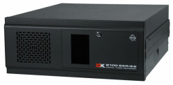 Pelco DX8116-1000A 16 Channel Video Recorder Digital DVR with 16 Video and Audio Inputs image