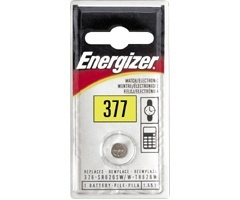 Energizer 1.5V Silver Oxide Button Battery image