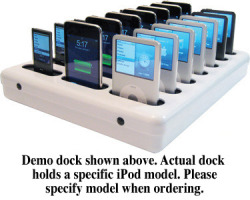 Parasync PARAI20-03NA iPod Touch, 2G, 3G Charging and Synchronization Dock image