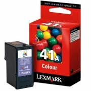 Lexmark No.41A Tri-Color Ink Cartridge  image