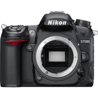 Nikon D7000 16.2 Megapixel Digital SLR Camera Body Only image