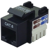 Belkin Cat.6 Keystone Jack - RJ-45 Network Connector image