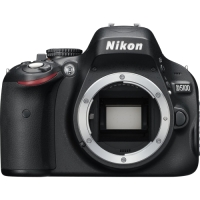 Nikon D5100 16.2 Megapixel Digital SLR Camera (Body Only) image