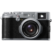Fujifilm FinePix X100 12.3 Megapixel Bridge Camera-23 mm - Black X100 image
