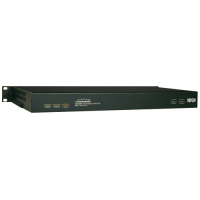 Tripp Lite B072-016-1-IP 16-Port NetCommander Cat5 KVM Switch w/ IP TAA Compliant image