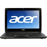 "Acer Aspire One AOD270-26Dkk 10.1"" LED Netbook - Intel Atom N2600 1.60 GHz image"