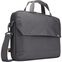 "Case Logic MLA-116 Carrying Case (Attach�) for 15.6"" Notebook, Tablet PC, iPad - Gray image"