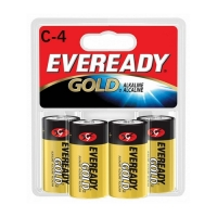Energizer Eveready C Size Alkaline General Purpose Battery image