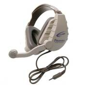 Califone DS-8VT Discovery Headset with Microphone and To Go Plug  image