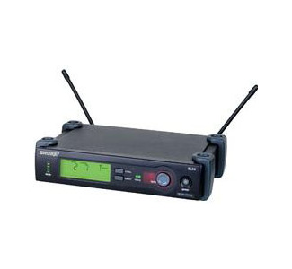 Shure SLX4 Diversity UHF Wireless Microphone Receiver (L4/638 - 662 MHz)