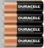 Duracell Battery AA 4-Pack Alkaline 1.5V